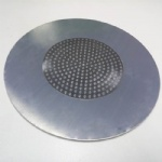Induction aluminium discs